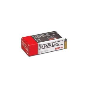 Aguila Ammunition .32 SW Long 98 Grain