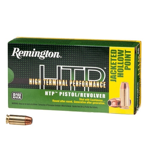 Remington High Terminal Performance .40 SW 180 Grain