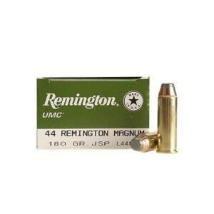 Remington UMC .44 Magnum 180 Grain