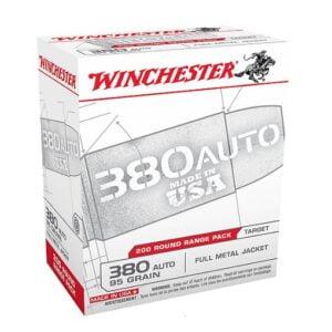 Winchester .380 Automatic 95 Grain