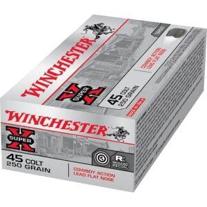 Winchester Cowboy Loads Lead .45 Colt 250 Grain